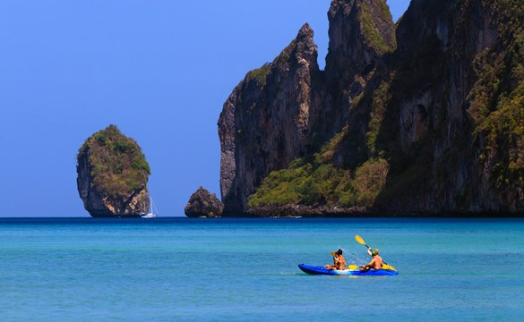 Phi Phi Islands Tour by Cruiser from £64 per person