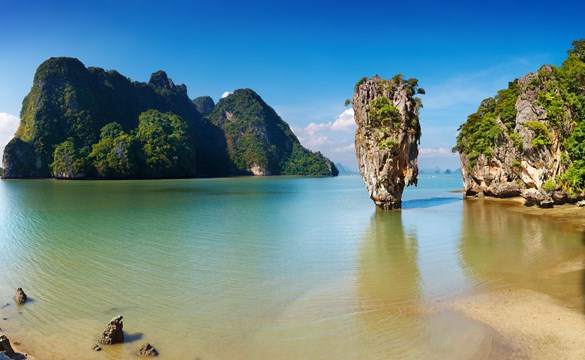 Phang Nga Island from £83 per person