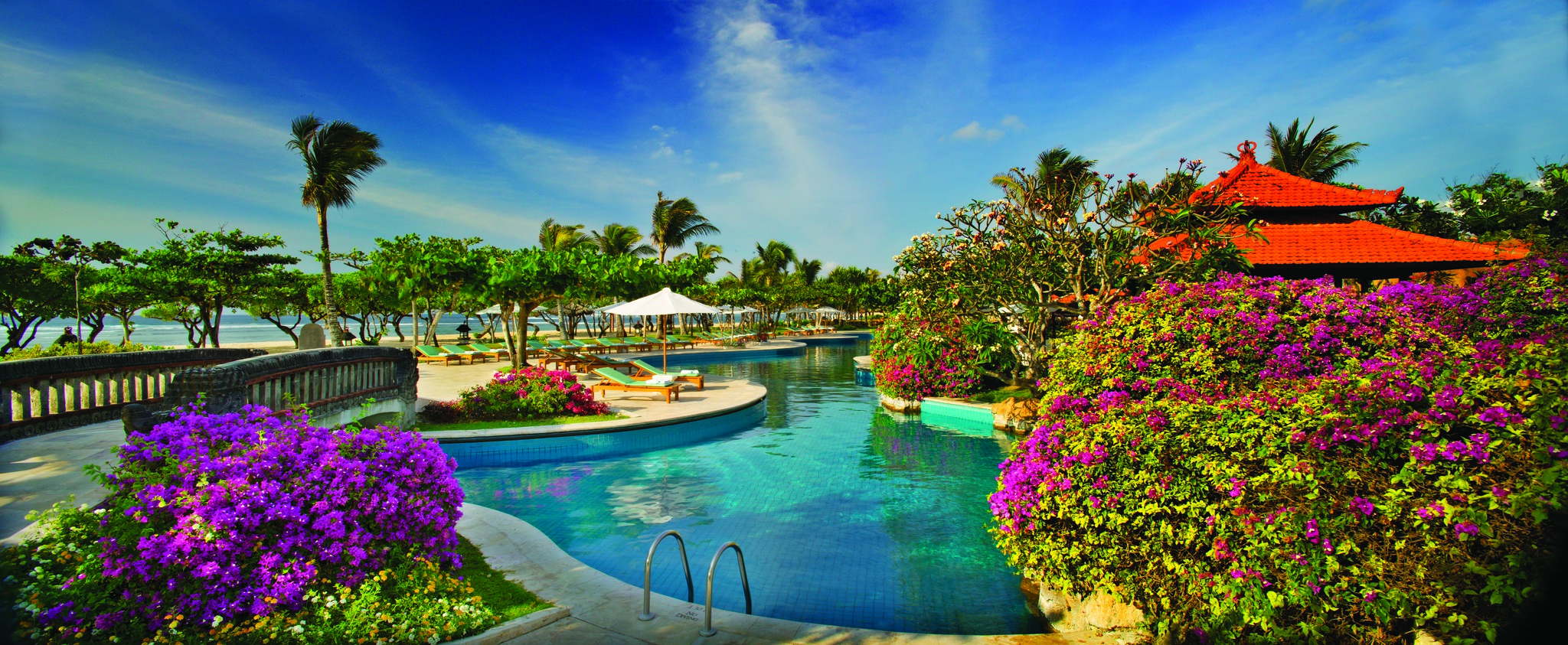 Grand Hyatt Bali Pool