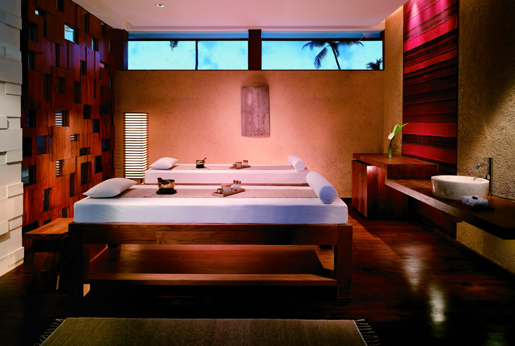 Grand Hyatt Bali Spa 2