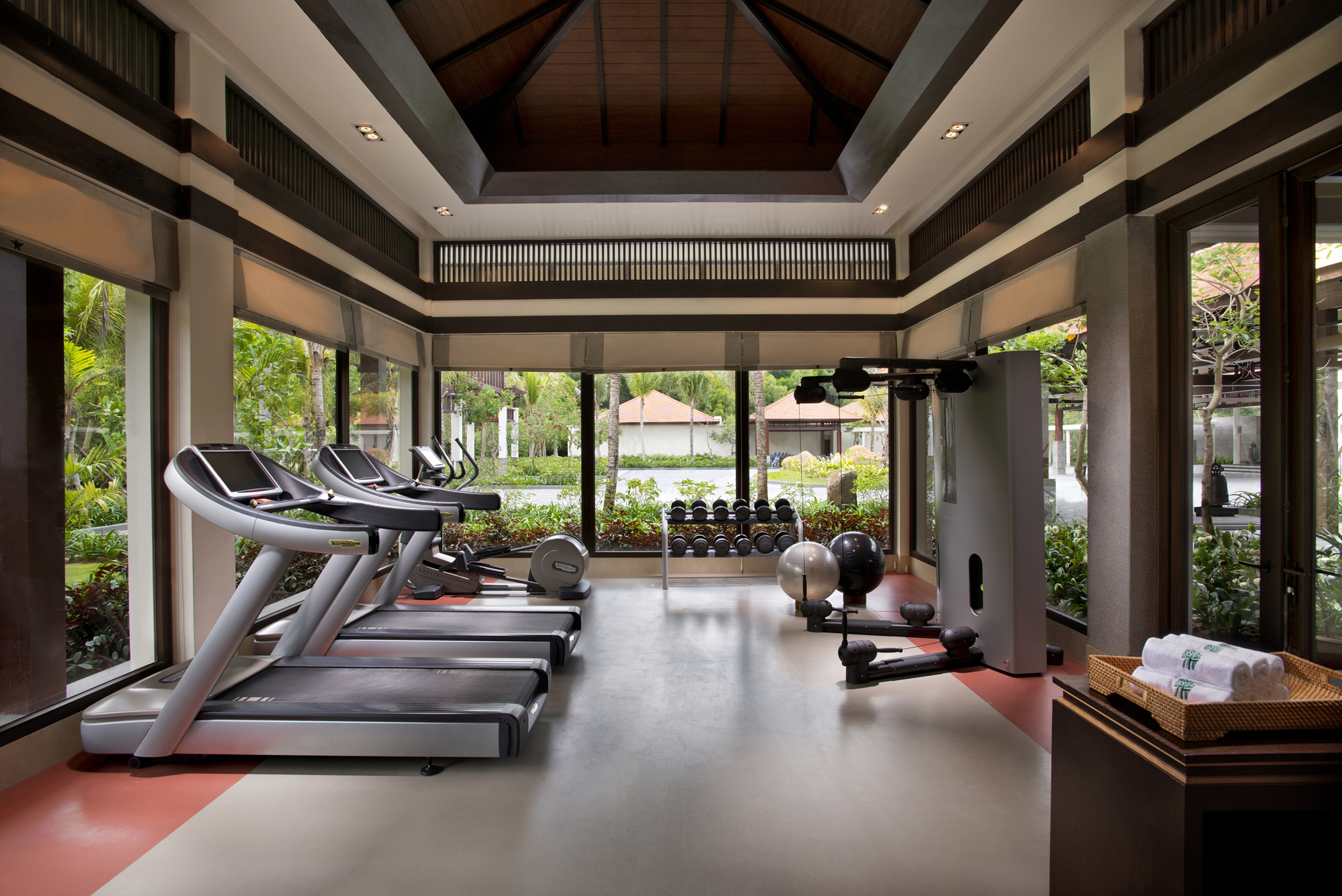 Banyan Tree Lang Co Gym